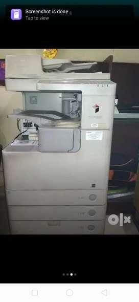 Canon ir2535 photocopier