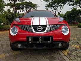 Juke RX AT Red Edition Tahun 2013