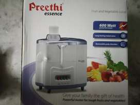 Preethi Fruit and vegetables juicer