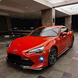 Toyota FT86 TRD 2019 (Type Tertinggi)