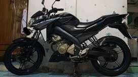 Yamaha Vixion 2014 Huruf Timbul
