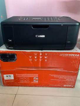 Canon Pixma MX537 bought in 2017