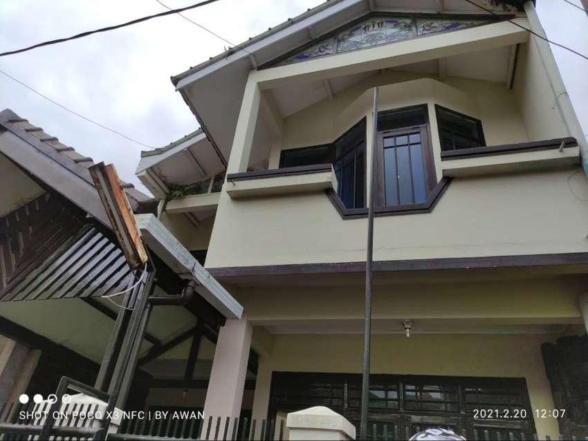 Dijual Rumah ANTAPANI 2 Lantai, Jalan 2 MOBIL, LANGKA harga dibawah 1M 0
