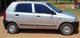 Maruti Suzuki Alto 2010 LPG/PETROL Good Condition