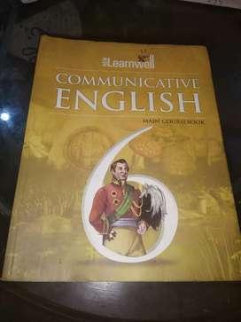 English literature book class 6th