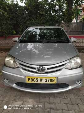 Uber attached very well maintained Toyota Etios for sale