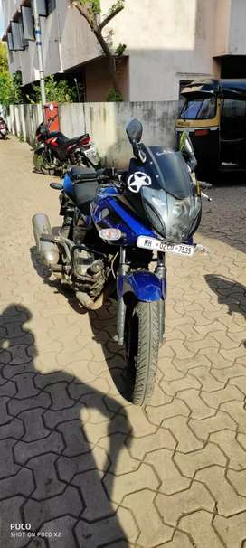 [PULSAR 220 F ]`~ IN GOOD CONDITION