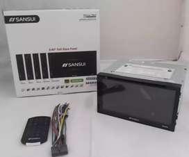 Double Din Sansui DVD USB