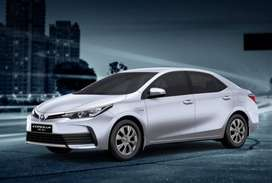 Toyota Corolla GLi Automatic 1.3 VVTi 2020 On Easy Monthly Installment