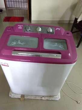 Goodrej Washing machine semi automatic 6.5