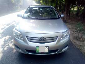 Toyota Corolla Gli 2010 1.3 MT in excellent condition First owner