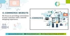 Get effective Website Designing/ Development service with Euridicetech