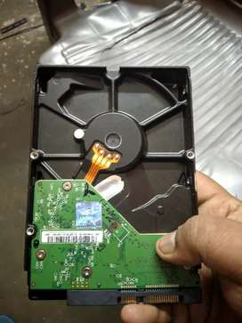 320 GB wd green hard disk HDD only 600