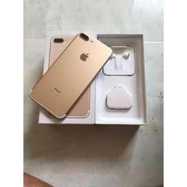 Iphone 7 Plus 32GB gold mulus