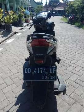 Dijual cepat motor honda vario techno