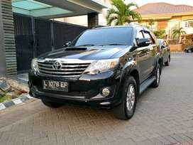 fortuner VNT turbo nik 2013 diesel AT matic.(L).pjk baru.TRD
