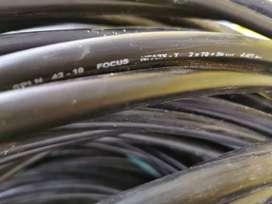 Kabel Twisted NFA2X 2x70n50