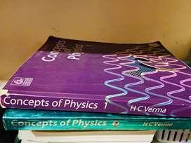 HC verma : Physics