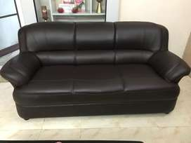StyleSpa Dark Brown Sofa set .
