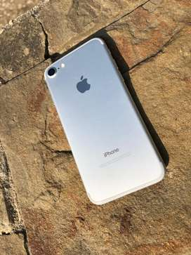 Apple iphone 7 32GB silver white