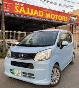 Daihatsu Move LSA Model 2015 Lahore Register 2019