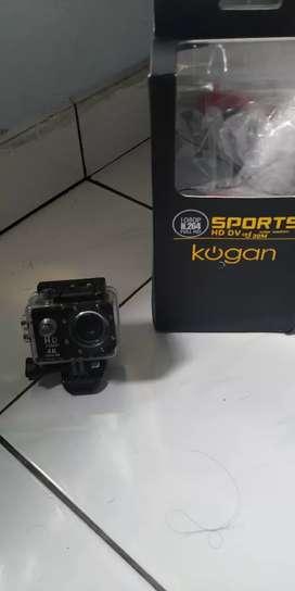 Kamera kogan sports