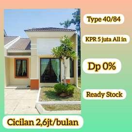 Dijual rumah non subsidi murah ready stock siap huni