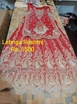Lehnga available on whole sale price 5500