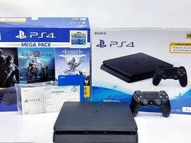 PS 4 Slim seri CUH 2218B HDD 1 Tb Game ofline FULSET GARANSI