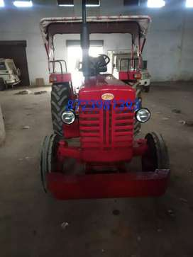 Second owner tractor