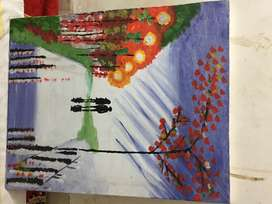 I want sell painting