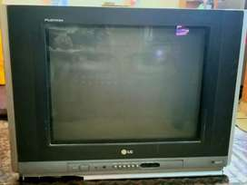 LG 21 inch TV with remote control price is negotiable