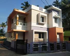 A STRIKING NEW 4BED ROOM 2000SQ FT 4.5CENTS HOUSE IN AMALA NAGAR,TSR
