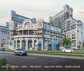 Pre Leased offices with assured returns for Investment at Airport road