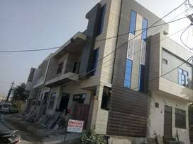 Loadable new house for sale corner