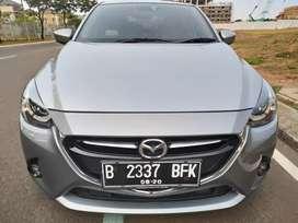Mazda 2 GT 2015 silver km 40 rban