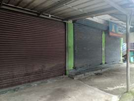 Commercial building with 3 shutters for sale @bharananganam