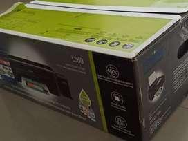 Printer Epson L360 Mantap bisa print copy scan