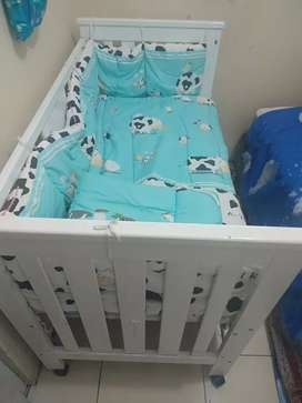 BOX BABY tempat tidur bayi