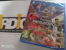 PS4 PES 2020 pro evolution soccer