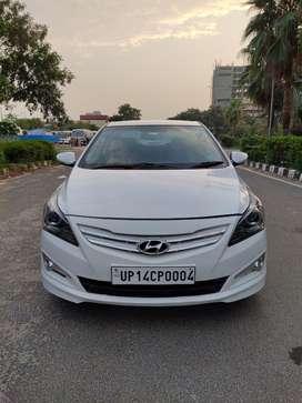 Hyundai Verna 2015-2016 1.6 CRDi SX, 2015, Diesel
