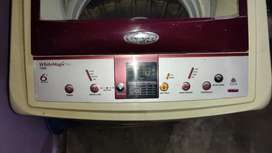 Whirlpool Washing Machine With Moving Stand And both pipes