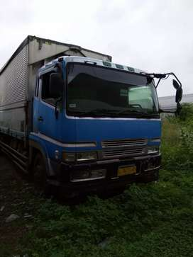 Fuso wingbox build up Th 2007