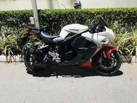 hyosung GTR 250,