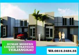 rumah harga hemat - PR0M0 terbatas - lokasi dekat uii