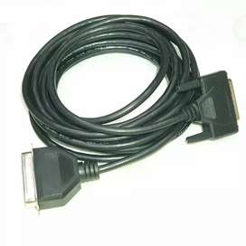 Kabel LPT Printer Dot Matrix Kabel Parallel 25 pin 5 Meter 5 M