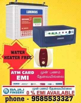 UPS - water heater free