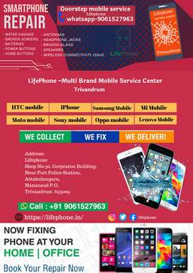 Best Mobile service center in Trivandrum