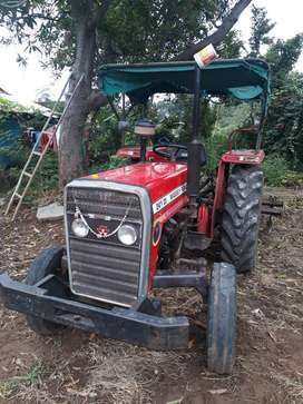 Massey 241pd single hand use February 2013 ki hai tyres good condition