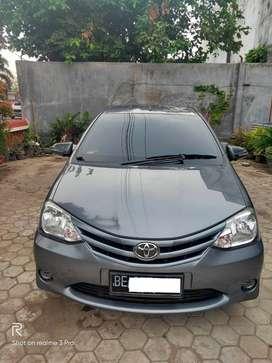 Toyota Etios Valco 2013 Grey